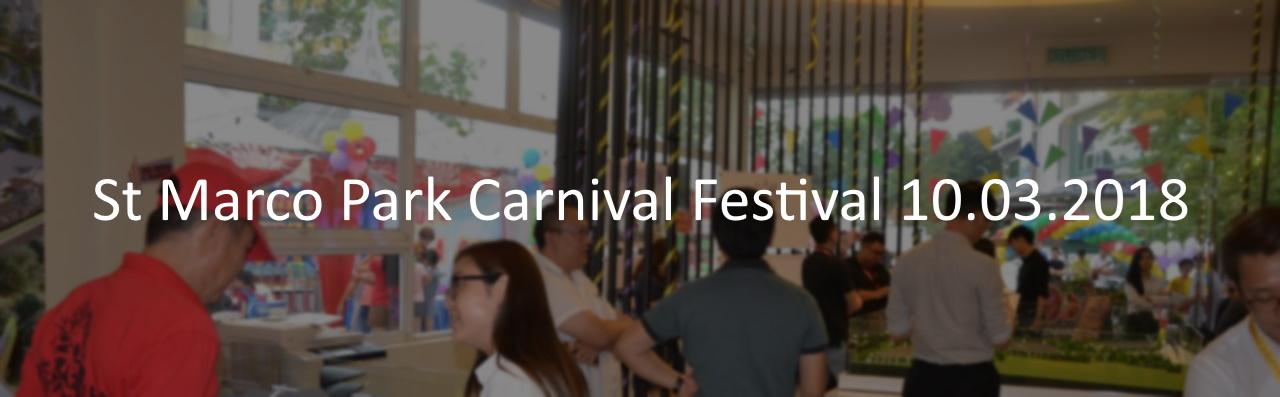 St Marco Park Carnival Festival 10.03.2018